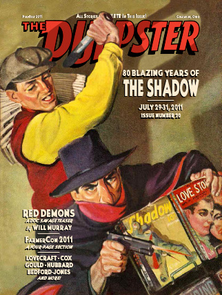 "Publication design: ""The Pulpster"" #20"